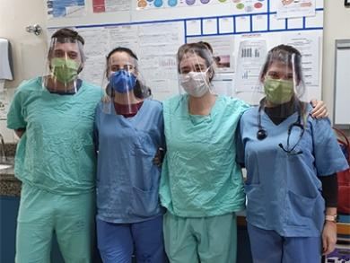 Saiba como está nossa campanha de produção e distribuição de Face Shields para profissionais da saúde